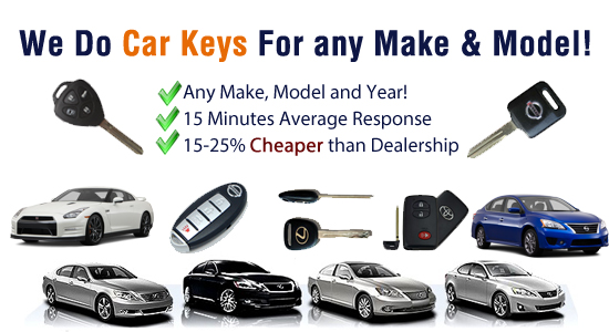 Discount car key replacement