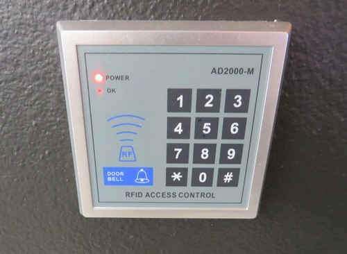 access control system mcallen