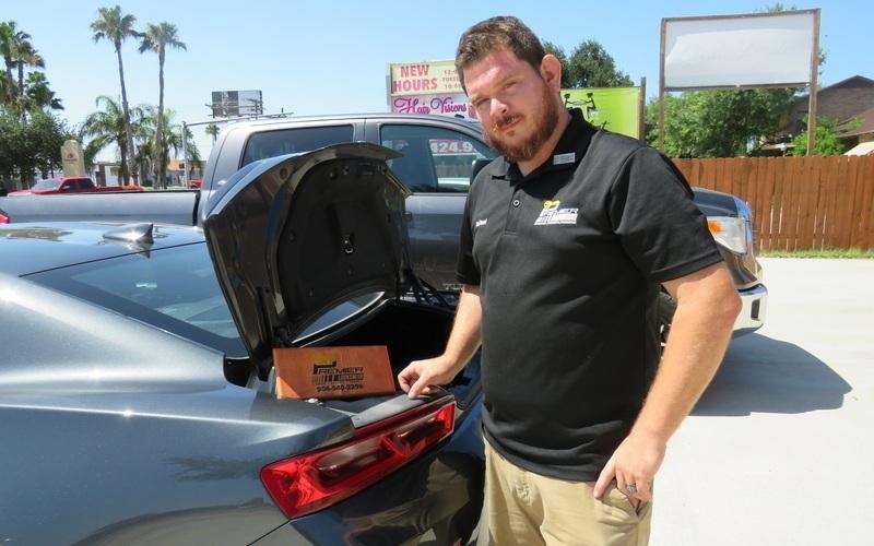 open trunk service mcallen